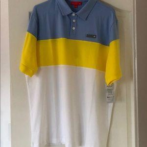 NWT Redvanly Men's Beacon Polo Size XL